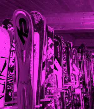 Schanze Nozawa ski lodge services